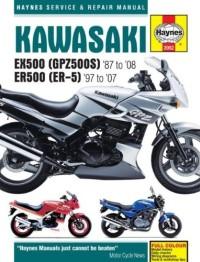 Haynes Kawasaki EX500 (GPZ500S) '87 to '08